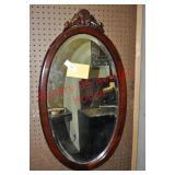 Bombay Company Oval Accent Mirror