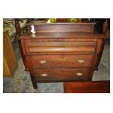 American Classical Country Chest of Drawers