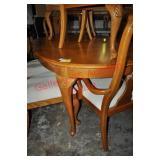 Thomasville Oak Dining Table