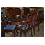 Pennsylvania House Queen Anne Dining Set