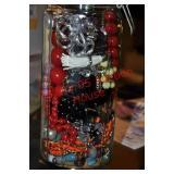 Fashion Jewelry Jar