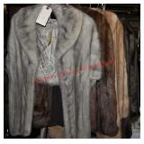 Vintage Natural Furs & Related / Small Sizes