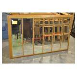 Wood Revival Desk Co. Custom Order Mirror