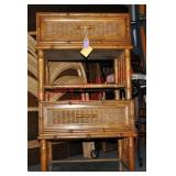 Pair of American Martinsville Night Tables