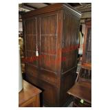 Caribbean Style Bamboo Component Cabinet