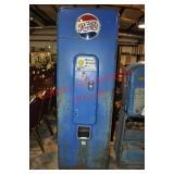 Vintage Pepsi-Cola Dispensing Machine