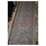 Grey Persian Type Rug