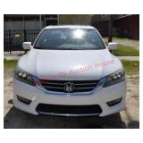 2013 Honda Accord V6 Touring