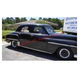 Barn Find 1950 Plymouth Special Delux
