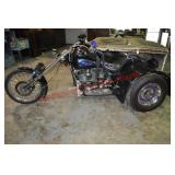 1995 Harley Davidson Softail Custom Trike