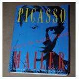 """Norman Mailer Signed """"Picasso"""""""