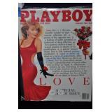 Playboy Magazine February 1989