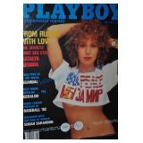 Playboy Magazine May 1989