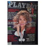 Playboy Magazine December 1989