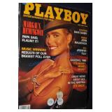 Playboy Magazine May 1990