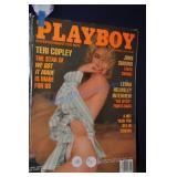 Playboy Magazine November 1990