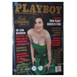 Playboy Magazine December 1990