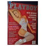 Playboy Magazine February 1991