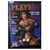 Playboy Magazine November 1991