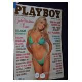 Playboy Magazine December 1991