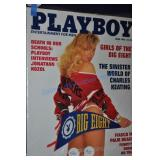 Playboy Magazine April 1992
