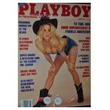 Playboy Magazine July 1992