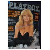 Playboy Magazine August 1992