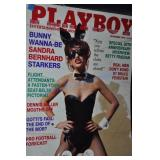 Playboy Magazine  September 1992