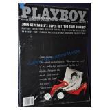 Playboy Magazine November 1992