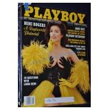 Playboy Magazine  March 1993