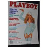 Playboy Magazine April 1993