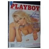 Playboy Magazine May 1993