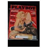 Playboy Magazine August 1993