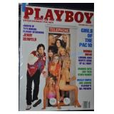 Playboy Magazine October 1993