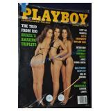 Playboy Magazine November 1993