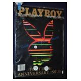 Playboy Magazine January 1994