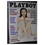 Playboy Magazine March 1994