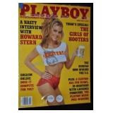 Playboy Magazine April 1994