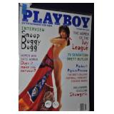 Playboy Magazine October 1995