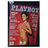 Playboy Magazine  November 1995