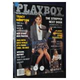 Playboy Magazine March 1996