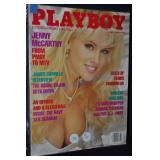 Playboy Magazine July 1996