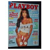 Playboy Magazine August 1996