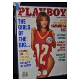 Playboy Magazine October 1996