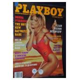 Playboy Magazine November 1996