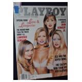 Playboy Magazine February 1997