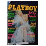 Playboy Magazine April 1997