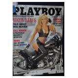 Playboy Magazine August1997