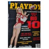 Playboy Magazine October 1997