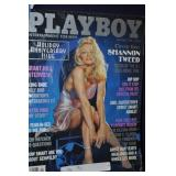 Playboy Magazine January 1998